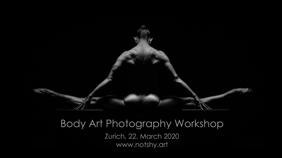 Body Art Photo Workshop